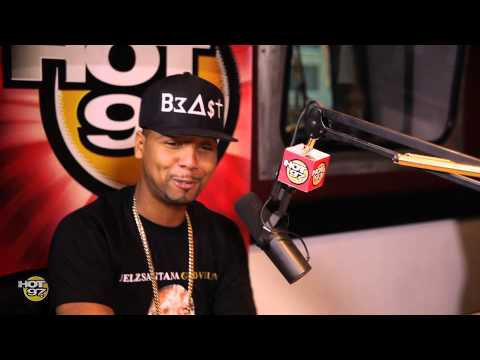 Juelz Santana Interview With Angie Martinez! Speaks On His Comeback, Lil Wayne Executive Producing His Album, Down To Do A Dipset Album