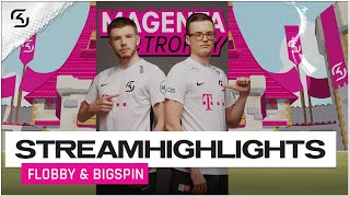 Streamhighlights | Best of Flobby & BigSpin #MagentaeTrophy