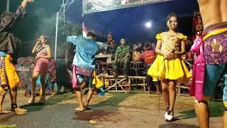 SAMBOYO PUTRO GOYANG DUA JARI jatirejo 28 Agustus 2018