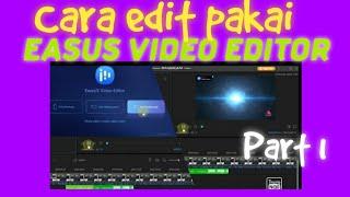Aplikasi Easus Video Editor  yang praktis untuk pemula screenshot 4