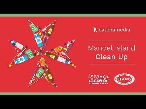 Manoel Island Clean-Up / Gżira, Malta / Earth Day 2018