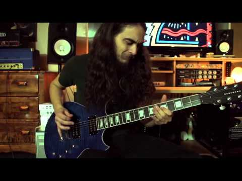 """Moon Tooth - """"Queen Wolf"""" Guitar Play Through"""