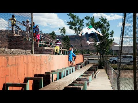 Under the African Capricorn Red Bull Skateboarding Videos