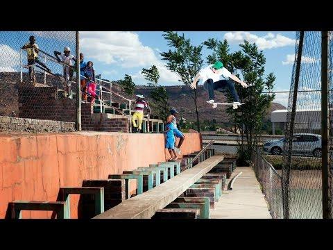 Skating Under the African Capricorn Red Bull Skateboarding Videos