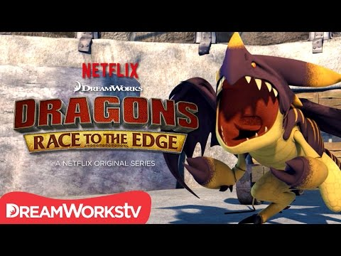 Dragon Death Match | DRAGONS: RACE TO THE EDGE