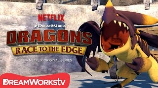 Dragon Death Match   DRAGONS: RACE TO THE EDGE
