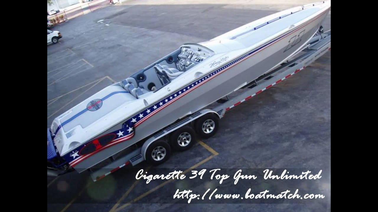 39 Best Images About South Pacific On Pinterest: Cigarette 39 Top Gun Unlimited For Sale