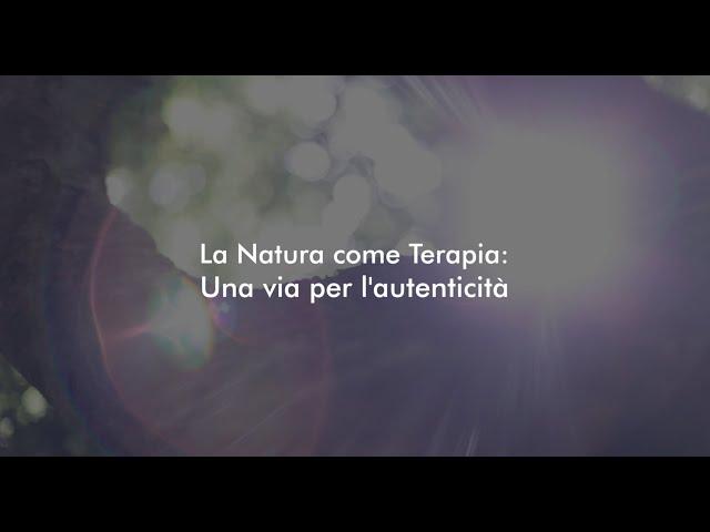 La Natura come Terapia , Gianmarco Meucci - Versione Integrale
