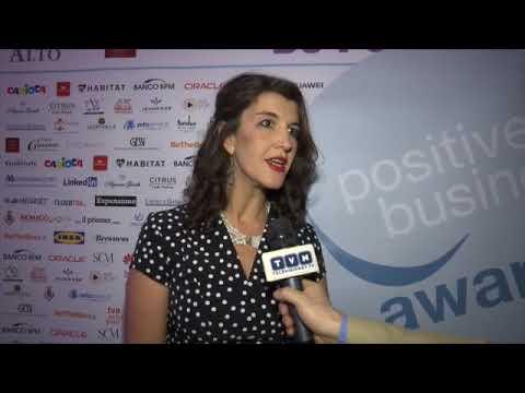 Intervista A Casamica Onlus Premiata Al Positive Business Award 2018