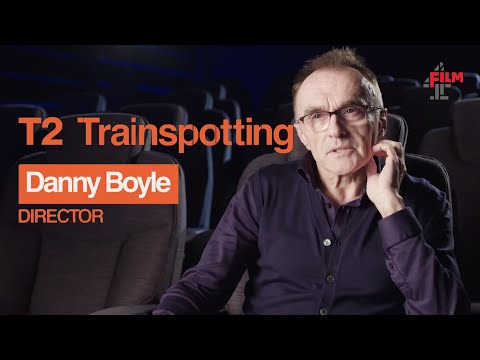 Danny Boyle and cast discuss the script for T2 Trainspotting