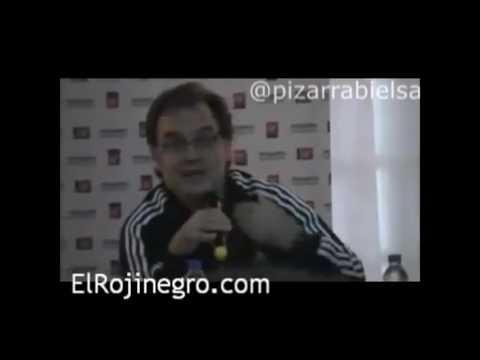 Charla Marcelo Bielsa en Club Náutico 13-5-2011
