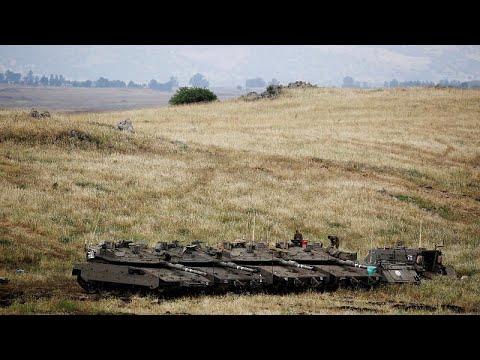 Críticas à posição de Trump acerca dos Montes Golã