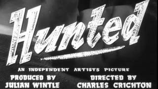 Hunted (1952) Original Theatrical Trailer