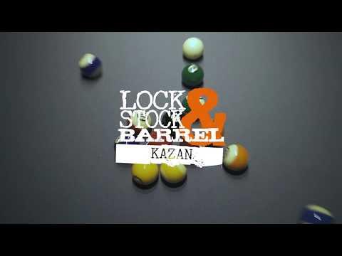 Бар в Казани - Lock, Stock & Barrel Kazan