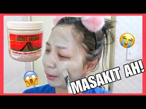 first-time-i-try-ang-aztec-indian-healing-clay-mask!😱-|-raych-ramos