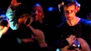 Raekwon (Wu Tang Clan)- Protect Ya Neck- @ Stretch & Bobbito Reunion 2/10/11