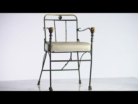By Design: Diego Giacometti's 'Perfect' Furniture