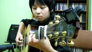 (X-mas Carol) Silent Night/Holy Night - Sungha Jung
