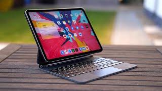 Review: Apple Magic Keyboard für iPad Pro (Deutsch)   SwagTab