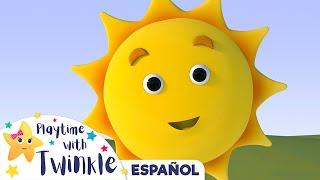Twinkle Cucú!!    BRAND en Español   Dibujos Animados   Canciones Infantiles