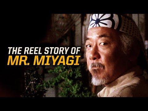 The True Story Behind The Karate Kid's Mr. Miyagi | The Reel Story