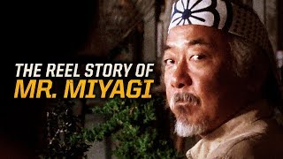 The True Story Behind The Karate Kid's Mr. Miyagi | The Reel Story