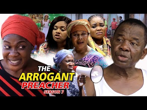 THE ARROGANT PREACHER PART 7 - (New Movie) 2019 Latest Nigerian Nollywood Movie Full HD thumbnail