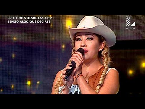 VIDEO: Paola Villarroel impresionó a Maricarmen Marín con su casting
