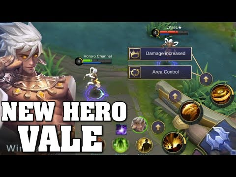 NEW HERO VALE WITH 6 OPTIONAL SKILL EFFECTS
