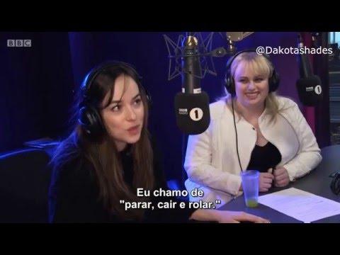 [Legendado] Dakota Johnson e Rebel Wilson - BBC Radio 1