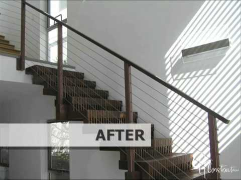 C.H. Construction Portfolio - Before & After