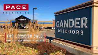 Gander Outdoors For Lease or Sale Chesterfield, MO | PACE Properties