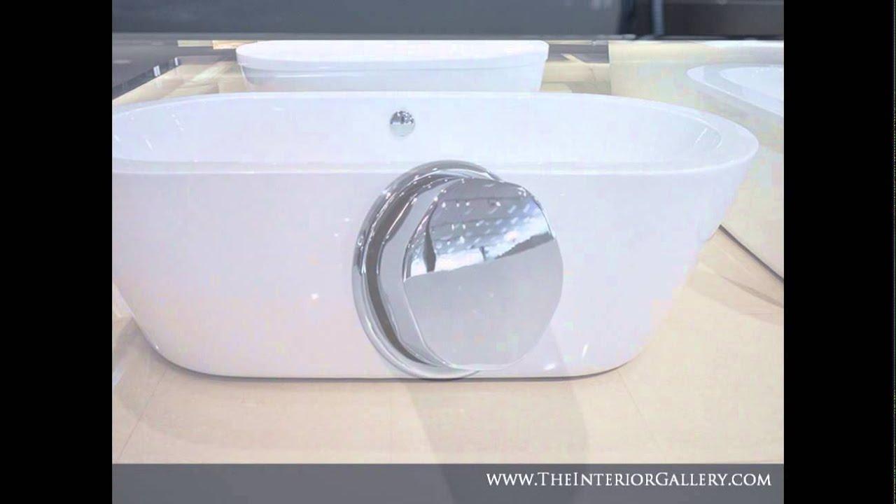 Luxury Acrylic Modern Bathtub - Freestanding Bathtub - Soaking Tub ...