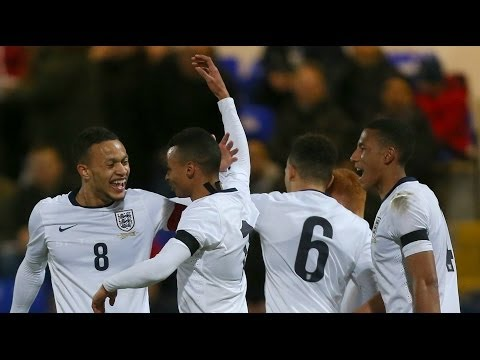 ENGLAND VS TURKEY 3-0: Goals and highlights from U19s friendly