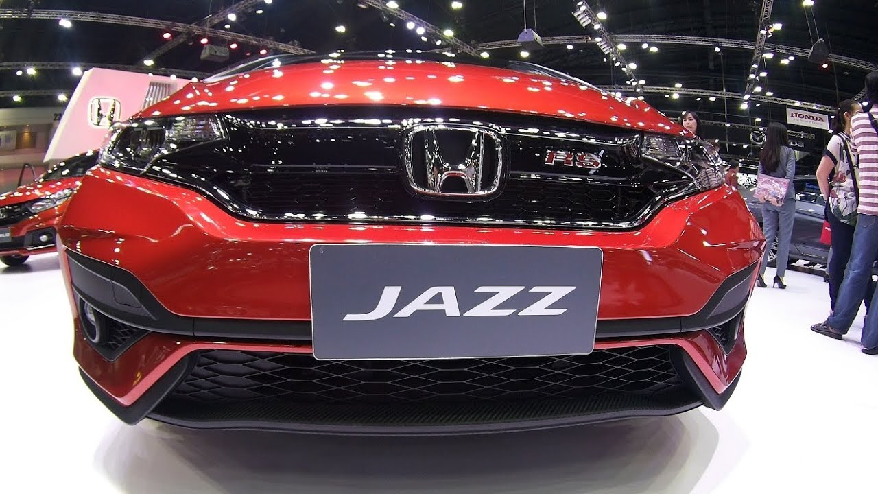 2018 Honda Jazz Rs I Vtec Exterior And Interior Youtube