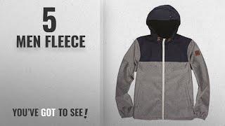 Element Fleece [ Winter 2018 ]: Element Mens Alder 2017 Jackets Large Eclipse Navy Grey Heather