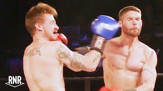 Enraged Army Veteran Fights Marine's Son – RNR 7