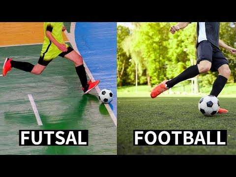 Differences Between Futsal And Football