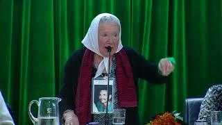 Homenaje a Marielle Franco en el Senado de la Nación
