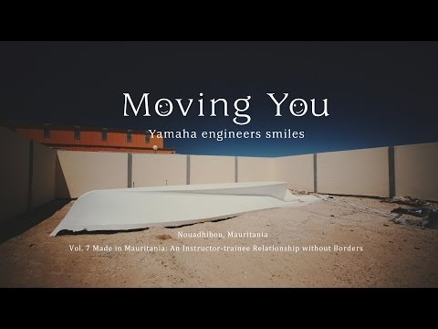 Moving You Vol. 7 - Made in Mauritania: An Instructor-trainee Relationship without Borders