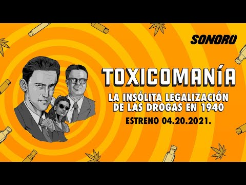 Sonoro Presenta - Toxicomanía: El Experimento Mexicano - Trailer