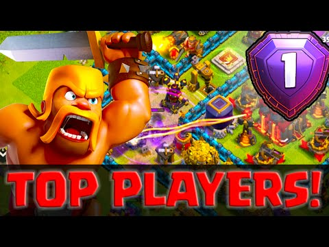 """Clash of Clans """"Attacking the Top Player In The World""""  ♦ CoC ♦"""