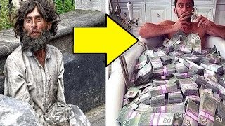10 Homeless People Who WON The LOTTERY