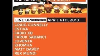 Faruk Sabanci - Live @ A State Of Trance 600, Den Bosch (06.04.2013)