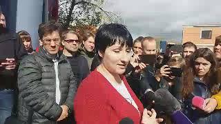 После оглашения приговора Павла Устинова
