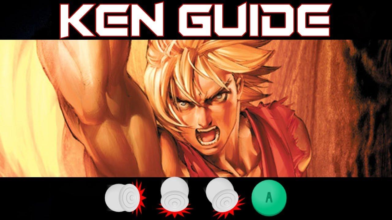 Smash Ultimate Ken Guide: True Shoryuken Inputs Frame Data and Benefits |  Meta Of Smash