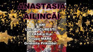 ANASTASIA AILINCAI  PROMO BWF 2019