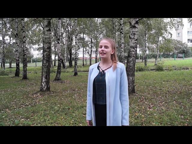 Изображение предпросмотра прочтения – МаринаМымрина читает отрывок изпроизведения «Последний шмель» И.А.Бунина