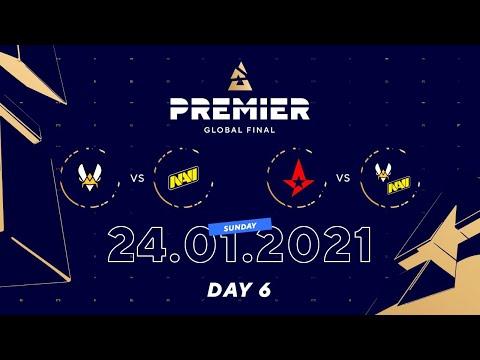 Stream: Blast Premier YouTube - Vitality vs NAVI, Grand Final Astral