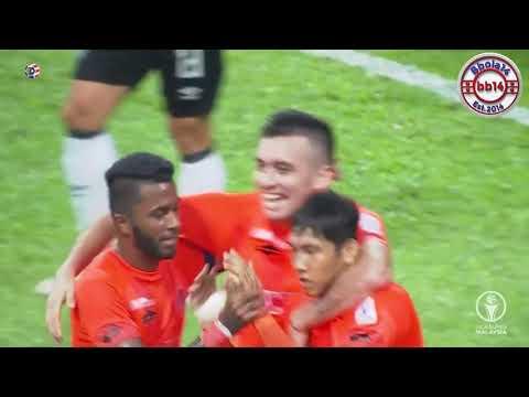 PKNS FC vs Pahang 1 - 2 | Liga Super 2019